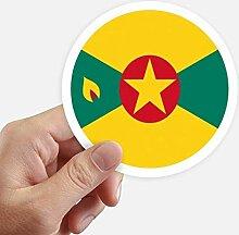 DIYthinker Grenada Nord Ameica National Emblem