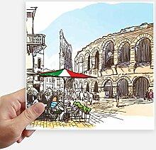 DIYthinker Italien Colosseum Architektur