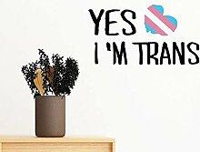 DIYthinker Ja, Ich Bin Trans LGBT