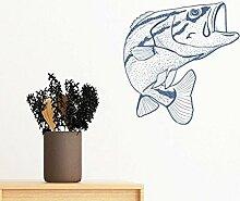 DIYthinker Kornblau Big Fish entfernbarer