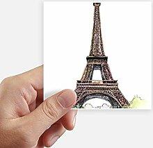 DIYthinker Paris Eiffelturm in Frankreich