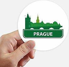 DIYthinker Prag Tschechische Republik Grün