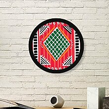 DIYthinker Red Green Line Mexiko Totems Antike