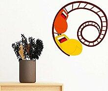 DIYthinker Roller Coaster Vergnügungspark