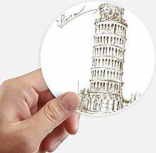 DIYthinker Schiefen Turm von Pisa Italien Pisa