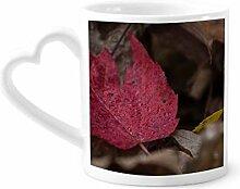 DIYthinker Simpol Rot Maple Leaf Pflanze Bild