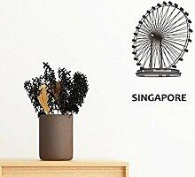 DIYthinker Singapur Riesenrad entfernbarer