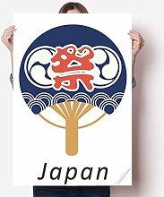DIYthinker Traditionelle japanische Kultur Papier