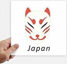 DIYthinker Traditionelle Japanische Lokale Fox