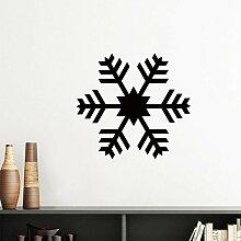 DIYthinker Wintersport Schneeflocke Silhouette