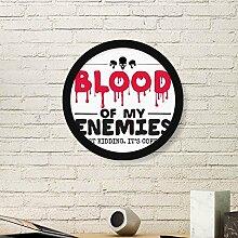 DIYthinker Zombie Biochemical Horror Blutige