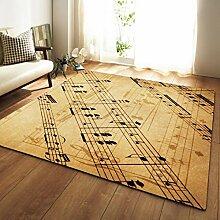DIZI Gedruckt Teppich Für Wohnzimmer Schlafzimmer