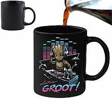 DJ Groot Guardians of the Galaxy - Becher Tasse