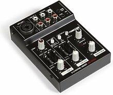 DJ-Mixer Fonestar sm-303sc USB