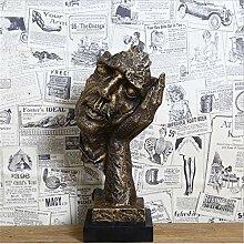 DJFLJWSTL Skulptur,Abstrakte