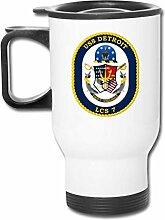 DJNGN Becher USS Detroit LCS7 Kampfschiff