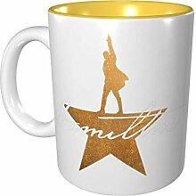 DJNGN Die musikalische Farbe Tasse Porzellan Tasse