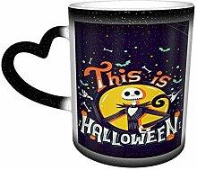DJNGN Dies ist Halloween Unisex Sternenhimmel