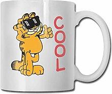 DJNGN Garfield Cup Porzellan Cup Becher 330ml