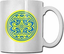 DJNGN Govt Mule Cup Porzellan Cup Becher 330ml