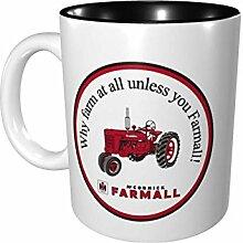DJNGN Ih American Farmer Case Farbe Tasse