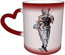 DJNGN Kreative Verfärbung Kaffeebecher Jean