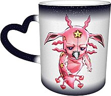 DJNGN Kreative Verfärbung Kaffeetassen Johnny