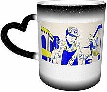 DJNGN Kreative Verfärbung Kaffeetassen Kujo