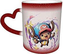 DJNGN Kreative Verfärbung Kaffeetassen Tony Tony