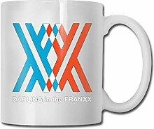 DJNGN Liebling im Franxx Cup Porzellan Cup Becher
