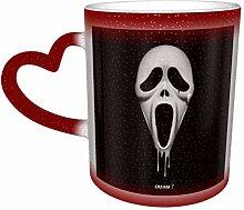 DJNGN SCreAm Farbwechselbecher Kaffeetasse Design