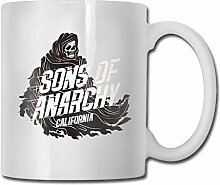 DJNGN Sons Of Anarchy Cup Porzellan Cup Becher