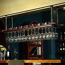 DJSMjbj Weinglasregal Glaswaren Regal Weinglas
