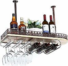 DJSMjbj Weinregal, Halterung für Weinglas,