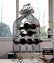 DJSMjbj Weinregale Weinregal Dekoration Wein