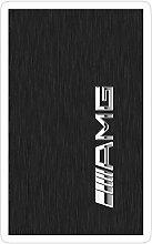 DKISEE 3 Stück Aufkleber Mercedes Amg Logo Stahl
