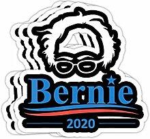 DKISEE Aufkleber für Stoßstange, Bernie 2020,