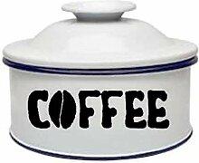 Dkisee Aufkleber, Schriftzug Kaffee, Getränke,