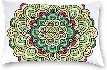 DKISEE Floral Mandala Bohemian Dekorative