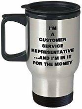 DKISEE I'M A Customer Service Representative