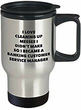 DKISEE I Became A Banking Customer Service Manager
