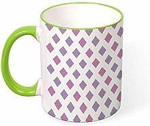 DKISEE Kaffeetasse, Tee-Tasse, brillante