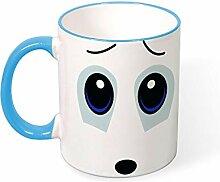DKISEE Kaffeetasse, Tee-Tasse, traurige