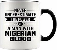 Dkisee Kaffeetasse, zweifarbig, tolles Geschenk