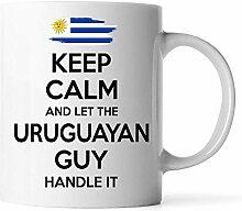 DKISEE Uruguaya-Geschenk für Männer, Opa, Vater,