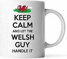 DKISEE walisisches Geschenk für Männer, Opa,