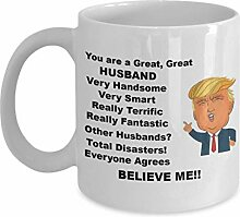 DKISEE You are a Great, Great Husband Very