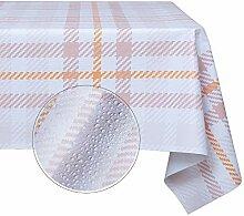 Dktie Kunststoff-Tischdecke Polyester Stoff
