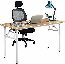 DlandHome 120 * 60cm Schreibtisch Computertisch