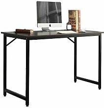 DlandHome Bürotisch Schreibtisch 100 x 50 cm